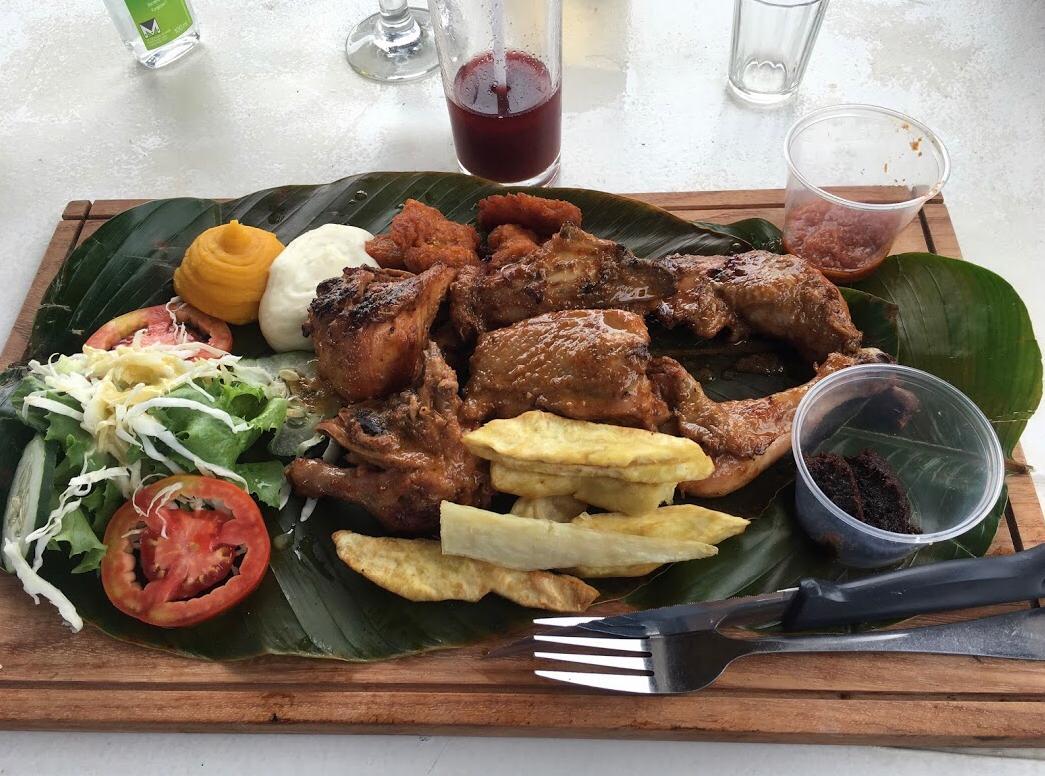 Bushman Café