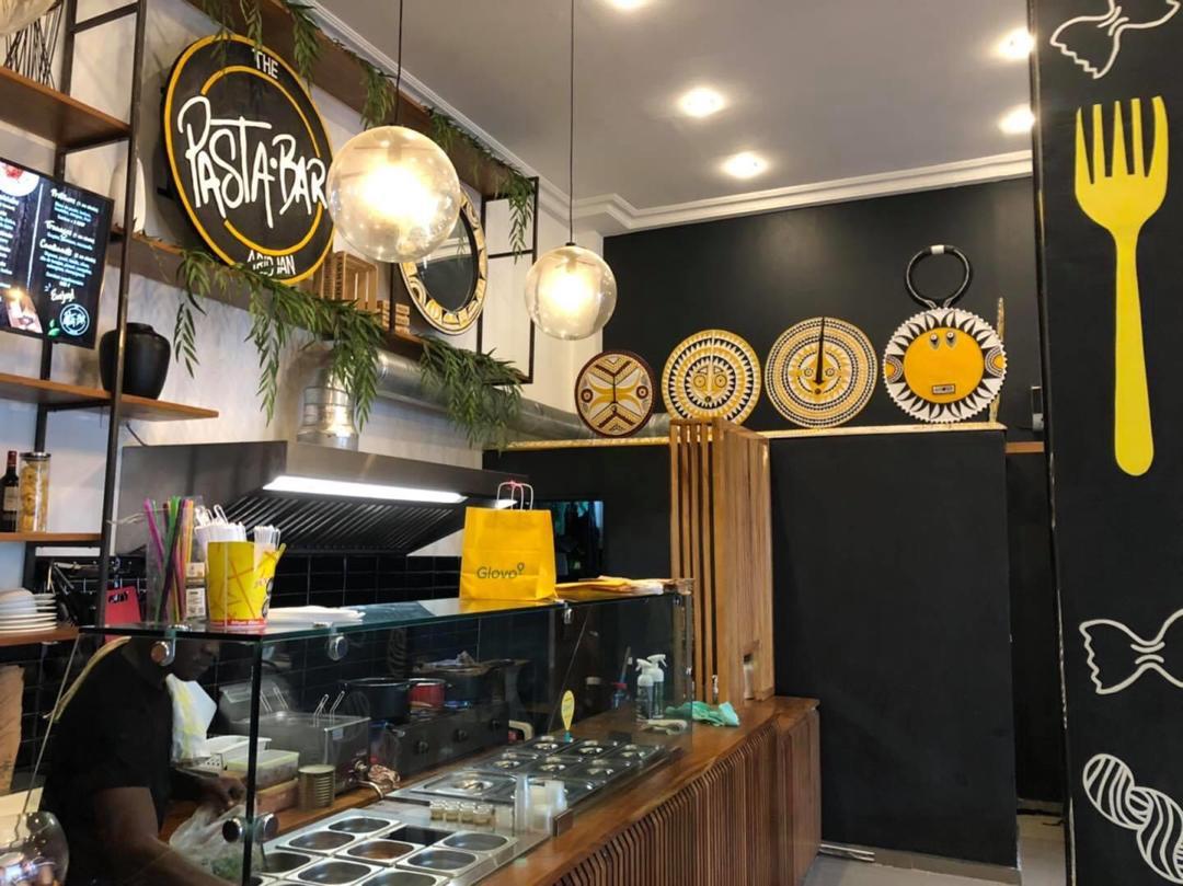 The Pasta Bar