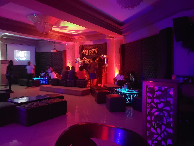 Luxor Lounge