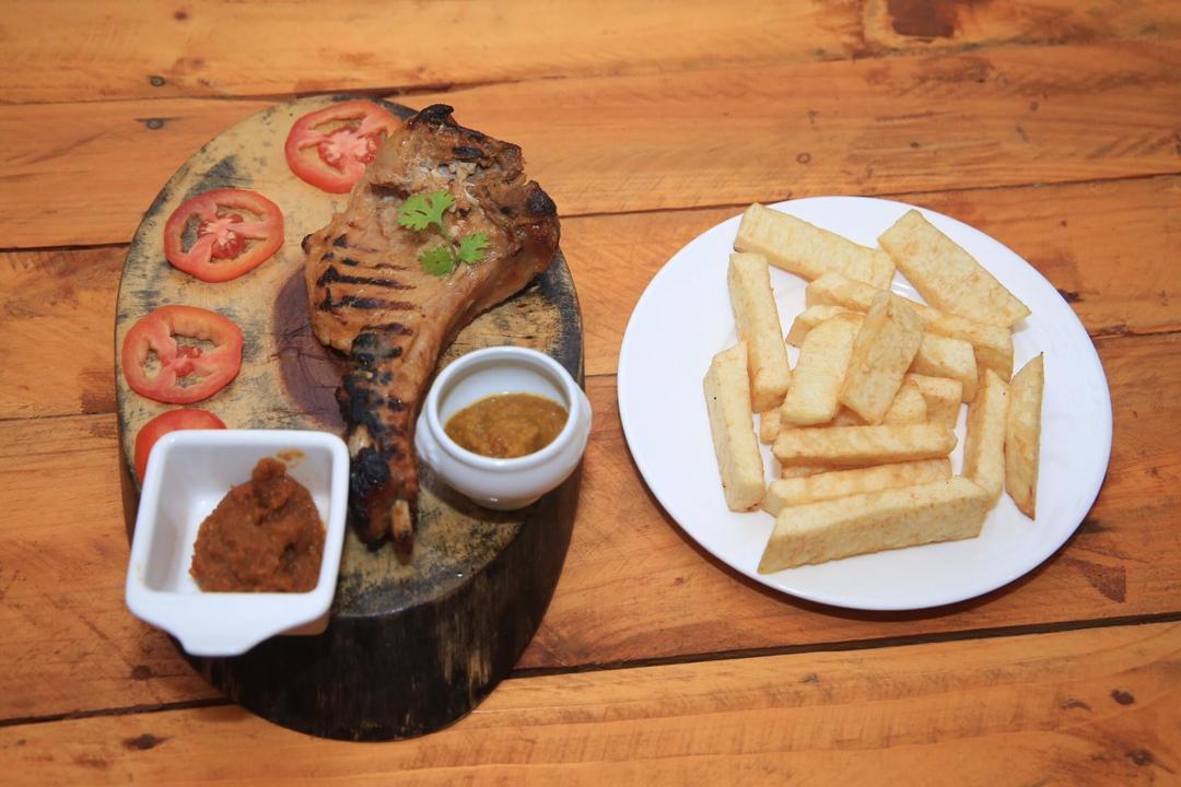 Meet Meat & Grill