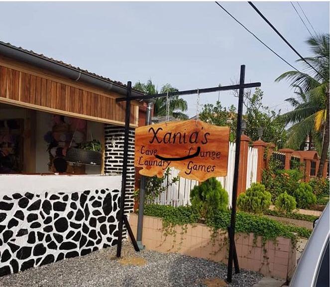 Xania Laundry Café