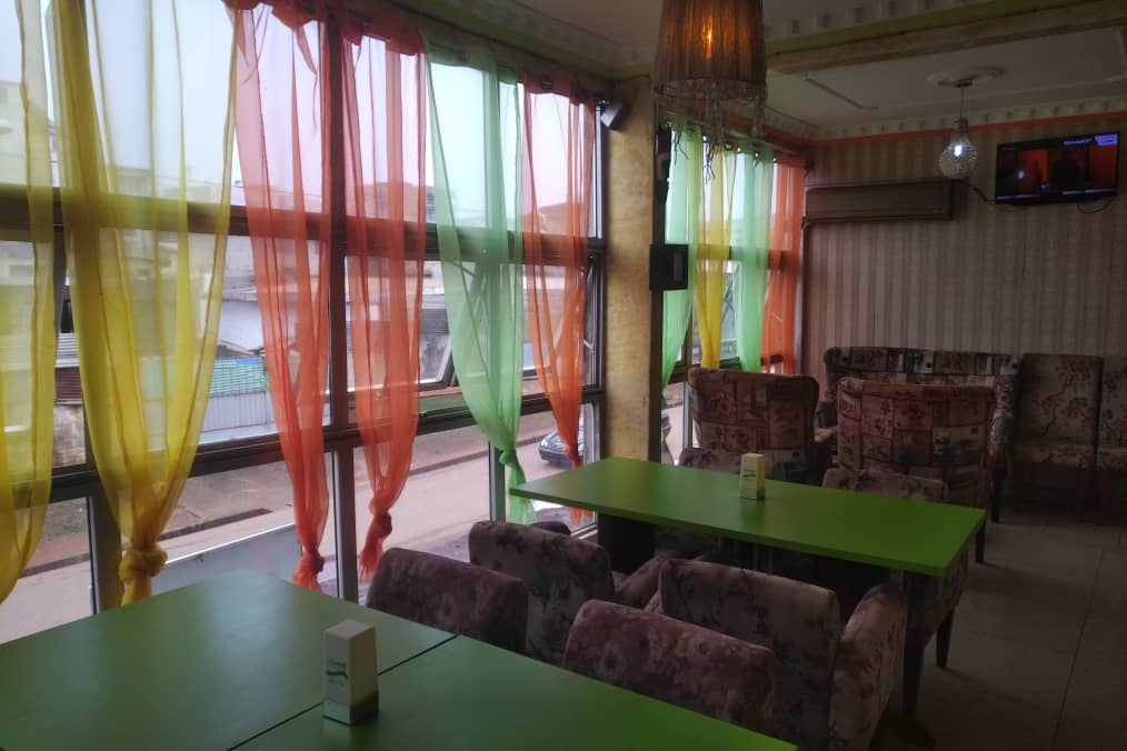 Sphere Lounge