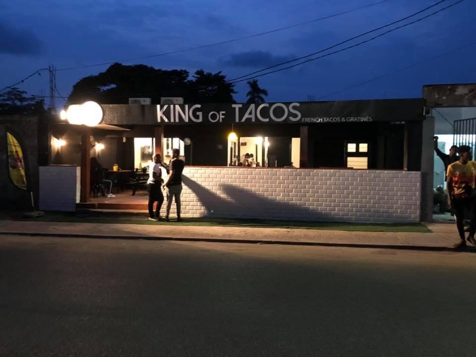 King of Tacos