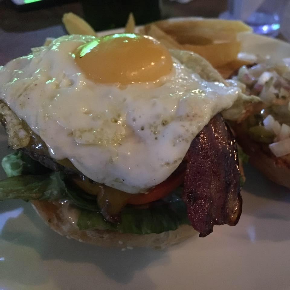 The Burger Bar