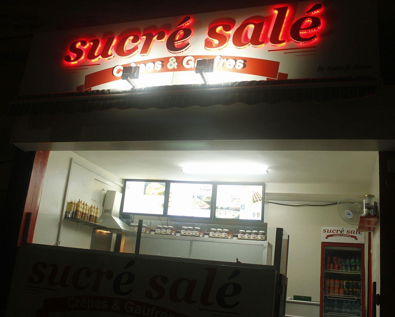 Sucré Salé - Crêpes & Gaufres