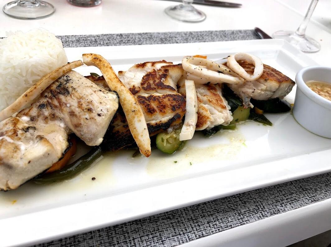Restaurant Le Lagon 1