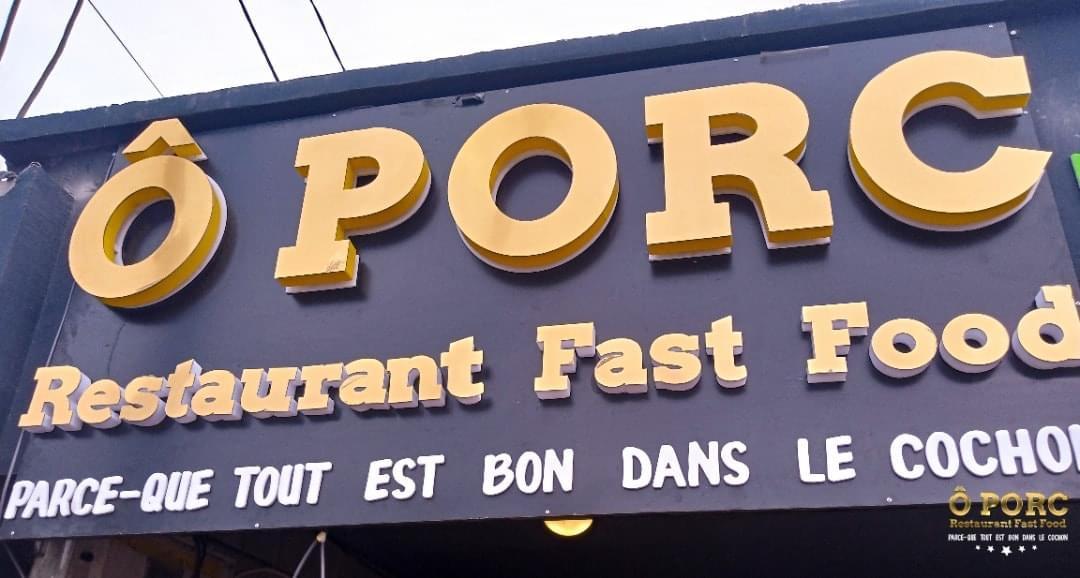 Ô Porc Restaurant