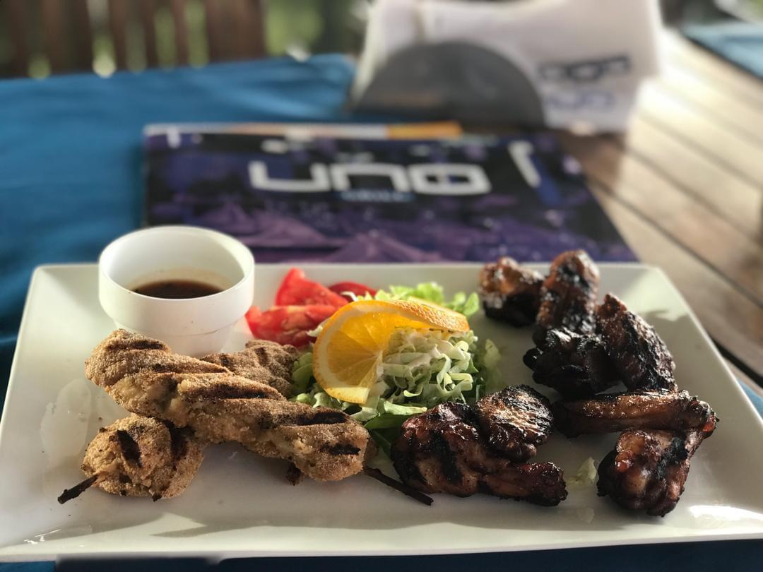 Uno Grill Sea Plaza