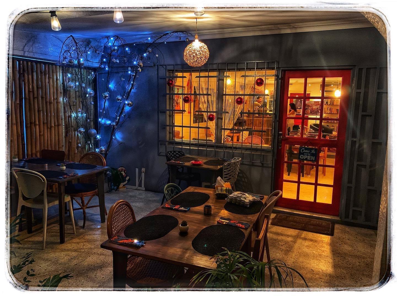 Le Manawa Café
