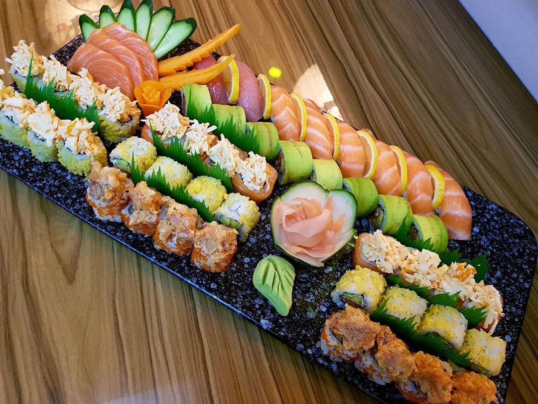 Kanpai Sushi & Teppanyaki Restaurant