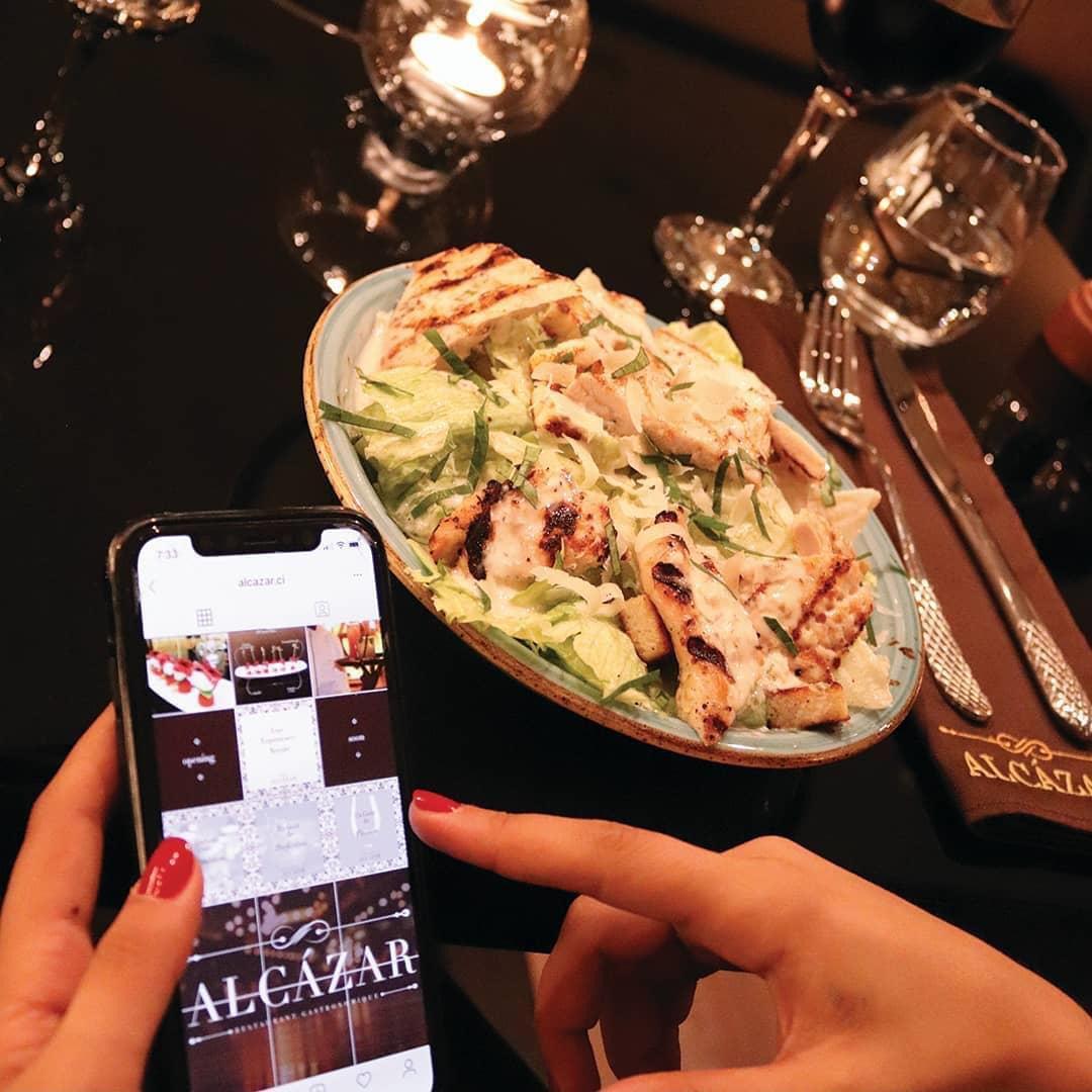 Restaurant Alcazar