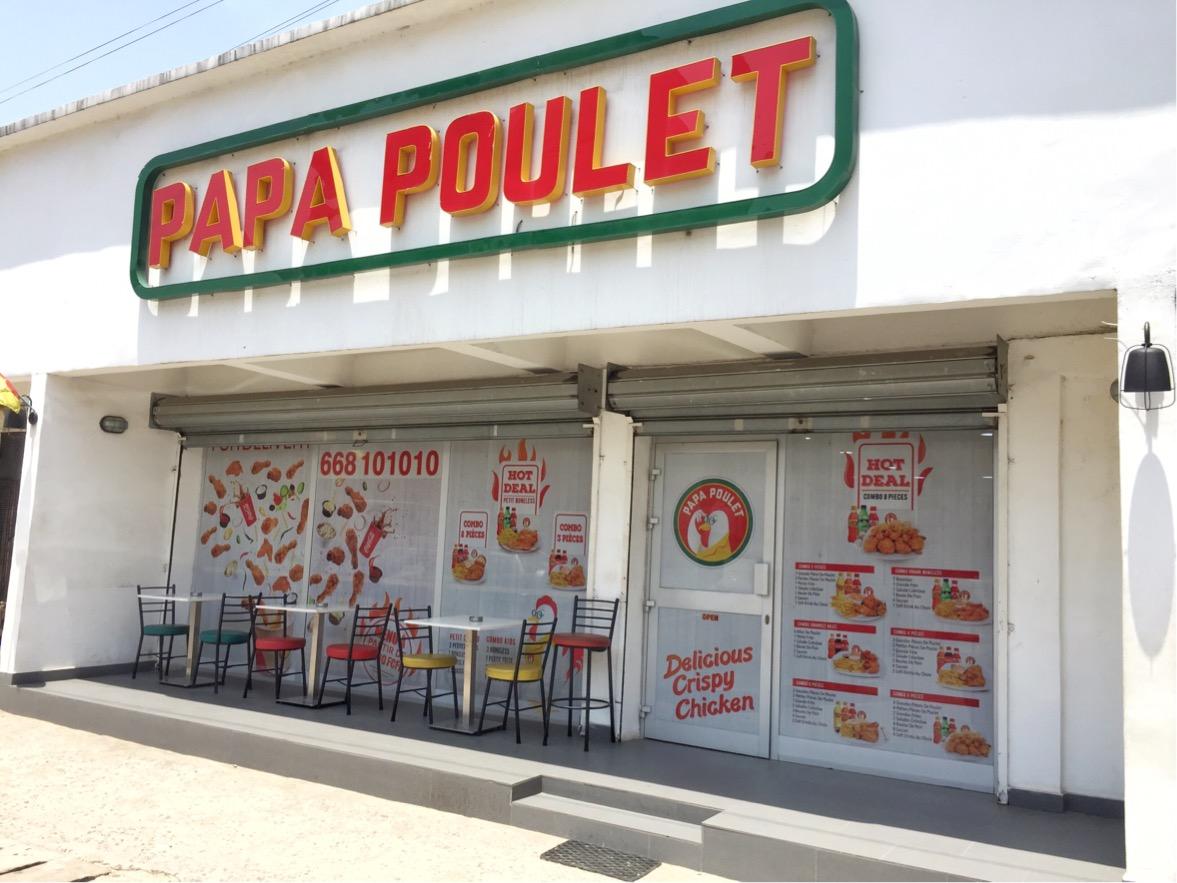 Papa Poulet