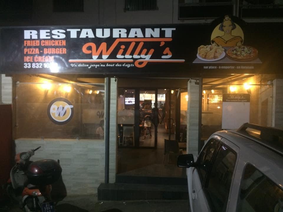 Willy's Dakar