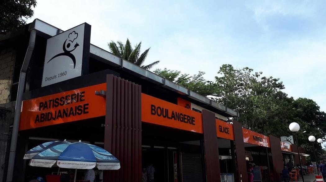 Patisserie Abidjanaise