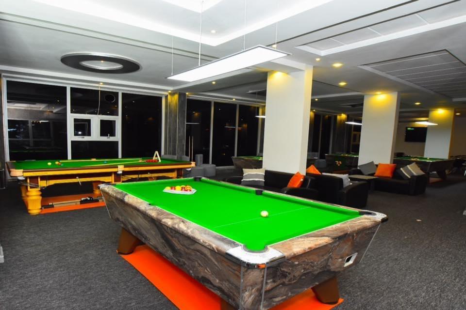 Plazza Pool