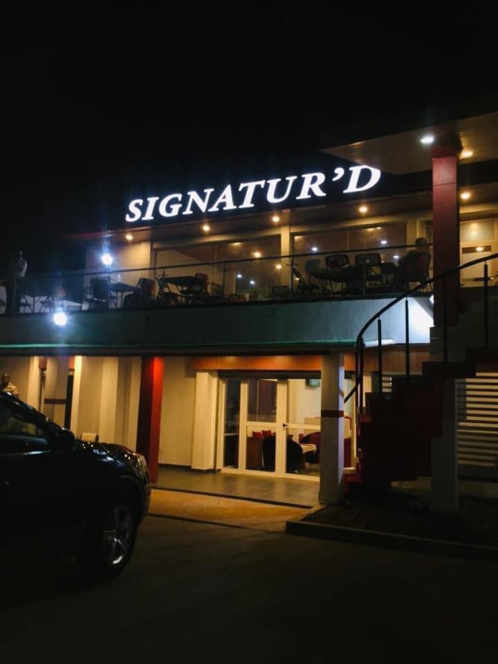 Signatur'D