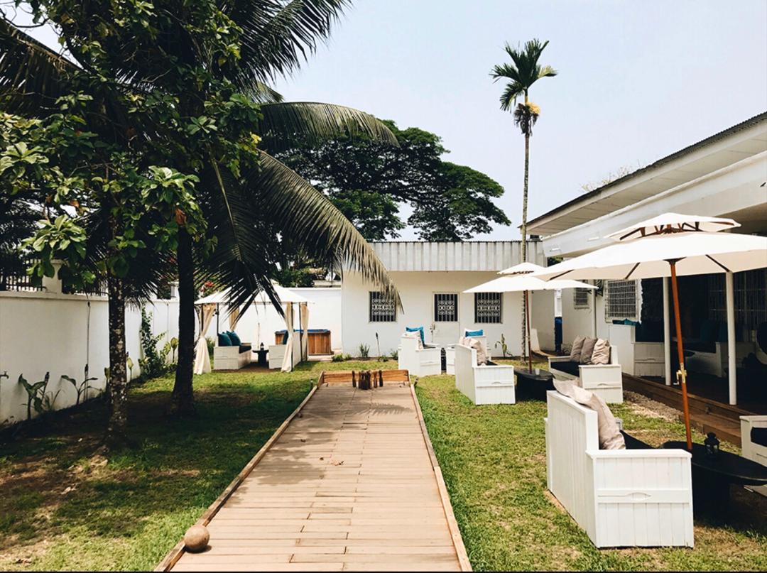 Africa Lounge