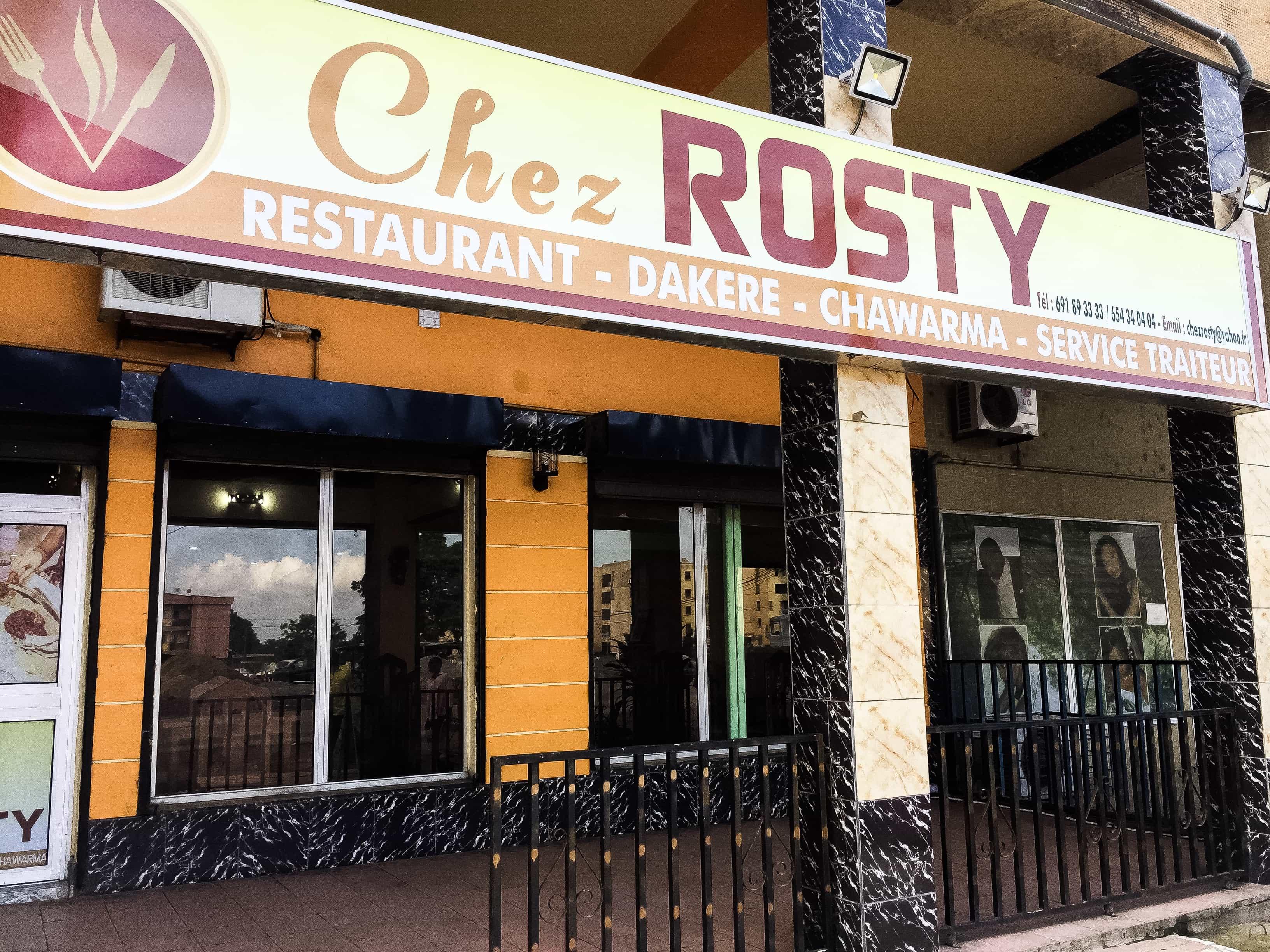 Chez Rosty