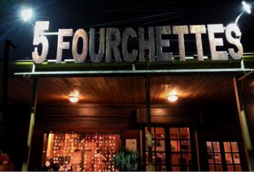 5 Fourchettes